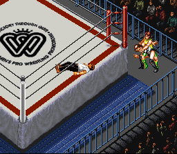 Super Fire Pro Wrestling Queen's Special 9