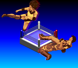 Super Fire Pro Wrestling Queen's Special 1