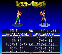 Super Fire Pro Wrestling Queen's Special 4