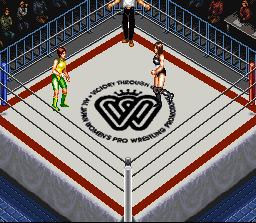 Super Fire Pro Wrestling Queen's Special 6