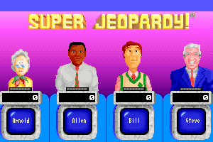 Super Jeopardy! 4