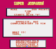 Super Jeopardy! 6