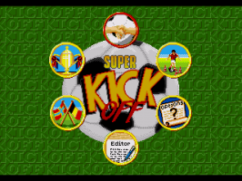 Super Kick Off 1