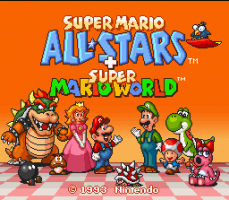 Super Mario All-Stars + Super Mario World 0