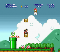 Super Mario All-Stars + Super Mario World 9