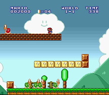 Super Mario All-Stars + Super Mario World 1
