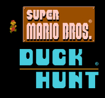 Super Mario Bros. / Duck Hunt 0