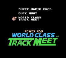 Super Mario Bros. / Duck Hunt / World Class Track Meet 2