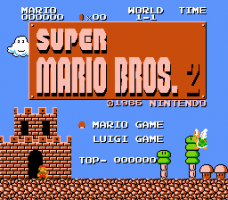 Super Mario Bros.: The Lost Levels 0