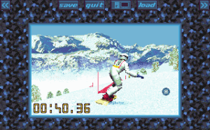 SuperSki III abandonware