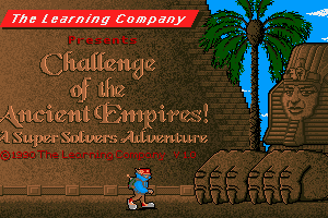 Super Solvers: Challenge of the Ancient Empires! 0