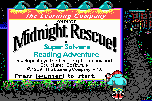 Super Solvers: Midnight Rescue! 0