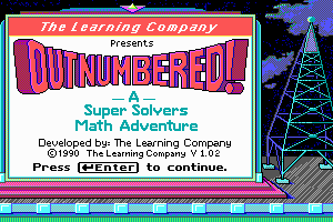 Super Solvers: Outnumbered! 0