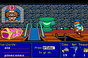 Super Solvers: Treasure Mountain! abandonware