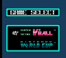 Super Spike V'Ball / Nintendo World Cup abandonware