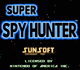 Super Spy Hunter 0