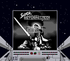 Super Star Wars: Return of the Jedi abandonware