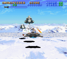 Super Star Wars: The Empire Strikes Back abandonware