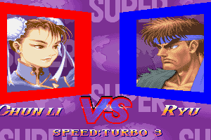 Super Street Fighter II Turbo 2