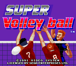 SUPER Volley ball 0