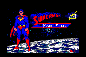 Superman: The Man of Steel 0