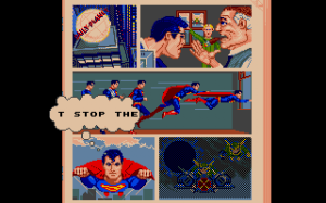 Superman: The Man of Steel 1