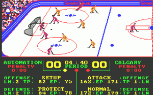 SuperStar Ice Hockey 5