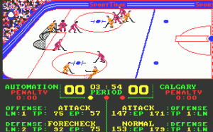SuperStar Ice Hockey 8
