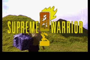 Supreme Warrior 1