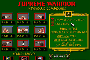 Supreme Warrior 7