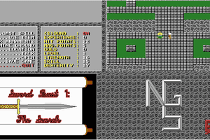 Sword Quest I: The Search abandonware