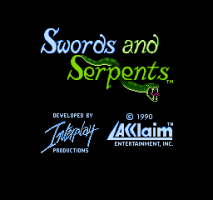 Swords and Serpents 0