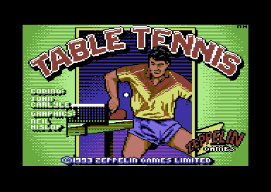 Table Tennis 0