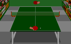 Table Tennis Simulation 5