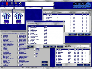 Tactical Manager 2 abandonware