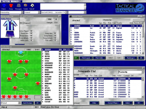 Tactical Manager 2 2