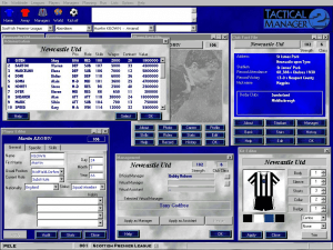 Tactical Manager 2 3
