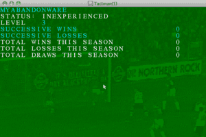 Tactical Manager abandonware