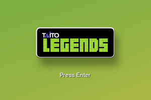 Taito Legends 0