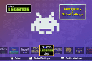 Taito Legends 1