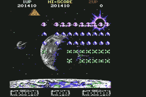 Taito's Super Space Invaders 9