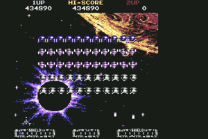 Taito's Super Space Invaders 13