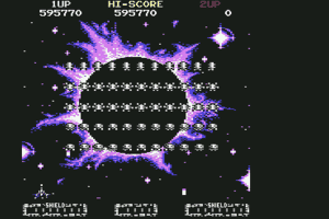 Taito's Super Space Invaders 15