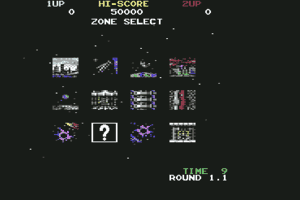 Taito's Super Space Invaders 2