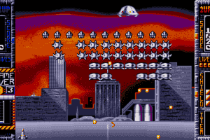 Taito's Super Space Invaders 7
