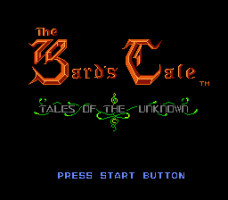 Tales of the Unknown: Volume I - The Bard's Tale 0