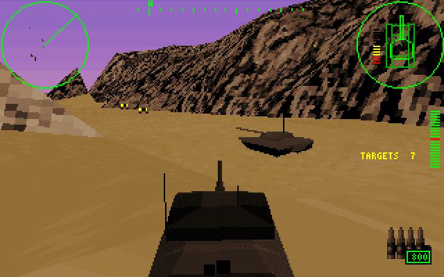 Tank Commander - Play Tank Commander Game on Cool77.com
