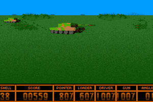 Tanks Destroyer 4