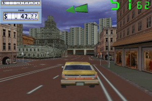 Taxi Racer 9