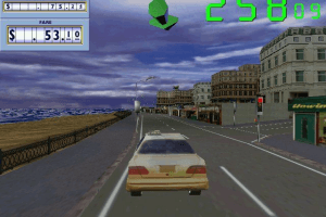 Taxi Racer 12